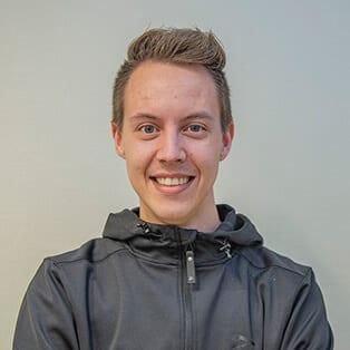 Christoffer Suhr Johansen