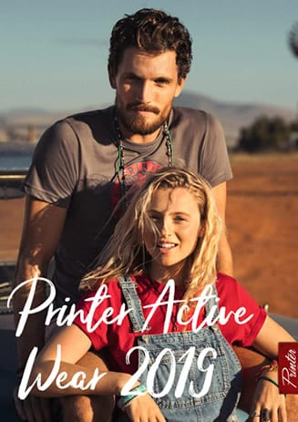 Til en Printer Actire Wear 2019 katalog