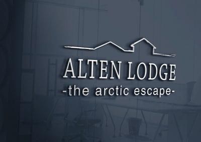 Alten Lodge - Logo - MOCKUP