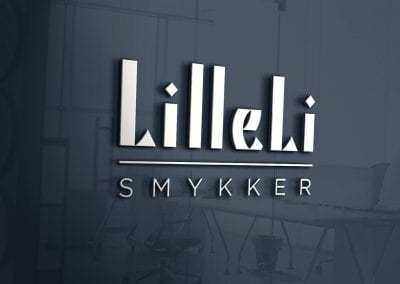 LOGO - LilleLi, MOCKUP